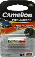 Элемент питания A23 уп.1шт. Camelion A23 Plus (12V, Alkaline)