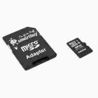 Флешка microSDHC 32Gb SmartBuy Class10 с адаптером