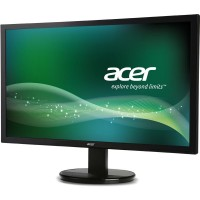 Монитор - 21.5 Acer K222HQLbd Black (16:9,1920x1080,5ms,200cd / m2,90° / 65°,VGA,DVI)