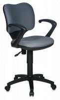 Кресло Бюрократ CH-540 AXSN-LOW / 26-25 (низкая спинка, серое)
