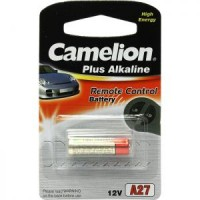 Элемент питания A27 уп.1шт. Camelion A27 Plus (12V, Alkaline)