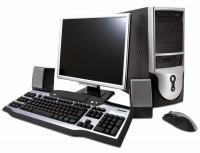 Системный блок GIPPO AMD Ryzen 5 2400G / 8Gb / SSD 120Gb / 1Tb / SVGA / noODD / DOS