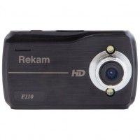 Авто видеорегистратор Rekam F110 (1280х720 / 100° / 25к / 2.4)