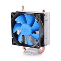 Вентилятор Deepcool ICE BLADE 100 DP-VCH1D8-IB100 Soc775-1156 / AM2-FM2 / 3пин / 2200об / 26.3дБ / 100Вт