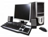 Системный блок GIPPO Intel i5-7400 / 4Gb / 500Gb / SVGA / noODD / DOS
