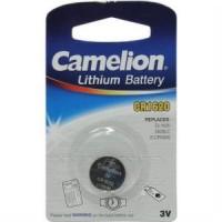 Элемент питания 1620 уп.1шт. Camelion <CR1620> (3V, Li)