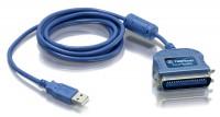 Переходник USB -> LPT TRENDnet TU-P1284