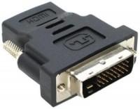 Переходник HDMI-M -> DVI-D-F Orient <C484>