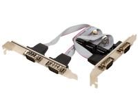Контроллер Orient XWT-PE4SV1LP, PCI-E to COM 4-port