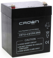 Аккумулятор ИБП Crown CBT-12-5 (12В / 5Ah / UPS)