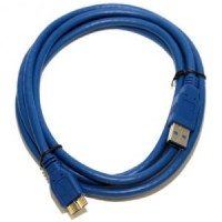 Кабель USB3.0 A -> B 1.8м NoName