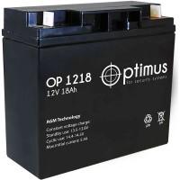 Аккумулятор ИБП Optimus OP 1218