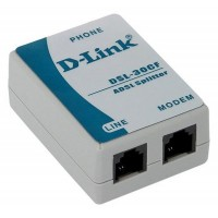 Сплиттер xDSL D-Link DSL-30CF / RS RJ-11 ADSL Annex A