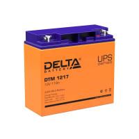 Аккумулятор ИБП DELTA DTM 1217