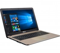 Ноутбук 15,6 Asus X540YA-XO648D AMD E1 6010 / 4Gb / 500Gb / no ODD / WiFi / DOS