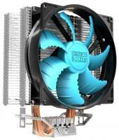 Вентилятор PC-Cooler GI-X3 (4пин, 1155, 24дБ, 800-1800об / мин, 3 тепл.трубки)