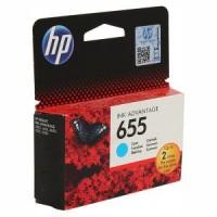 Картридж hp CZ109AE (№655) Cyan для принтеров HP DJ IA 3525 / 4615 / 4625 / 5525 / 6525