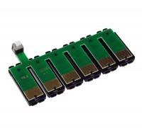 Чип для СНПЧ T17 (с планкой) xp-33 / xp-103 / xp-203 / xp-207 / xp-303 / xp-306 / xp-403 / xp-406 / xp-313 / xp-413