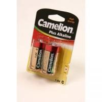 Элемент питания N уп.2шт. Camelion <LR1-BP2> Plus (MN9100) (1.5V, Alkaline)