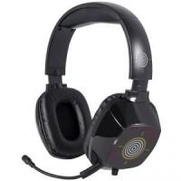 Полноразмерные наушники с микрофоном Defender HN-G130 (20Гц–20кГц / 2.0м / 2x-jack3.5)+регулировка