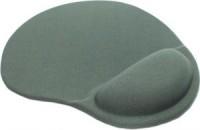 Коврик для мыши Buro <BU-GEL> с подушкой под запястье (нейлон, 205x230x25мм)
