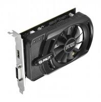 Видеокарта NVIDIA GeForce GTX 1650 4Gb Palit PA-GTX1650 STORMX 4G, 4Гб, GDDR5