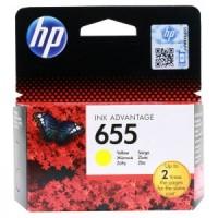Картридж hp CZ109AE (№655) Yellow для принтеров HP DJ IA 3525 / 4615 / 4625 / 5525 / 6525