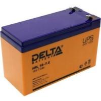 Аккумулятор ИБП Delta HRL 12-7.2 (12V, 7.2Ah)