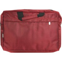 Сумка для ноутбука 15.6 Exegate S15 Red <EX212299RUS> (полиэстер, красная)