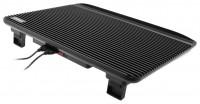 Подставка для ноутбука CROWN CMLC-1101 17 / 2xFan160 / 380*280*36мм