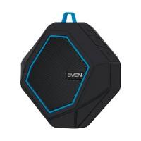 Портативная колонка SVEN PS-77 (5W / Bluetooth / USB / microSD / FM / Li-lon)