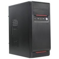 Корпус ATX 500W Exegate <AA-324> Black (24+4пин)