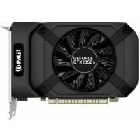 Видеокарта NVIDIA GeForce GTX 1050Ti 4Gb Palit <StormX> GDDR5 128b DVI+HDMI+DP (OEM)