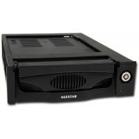 Корпус для HDD 3.5 в отсек 5.25 SATA AgeStar <MR3-SATA (s)-F> (встраеваемый в отсек для дисковода)
