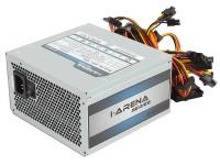 Блок питания 700W Chieftec <GPC-700S> ATX (24+2x4+2x6 / 8пин) (RTL)