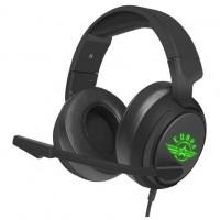 Полноразмерные наушники с микрофоном Oklick HS-L950G (20Гц–20кГц / 2.2м / USB)