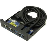 Планка на лицевую панель 3.5 2*USB3.0+2*USB2.0