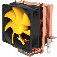 Вентилятор PC-Cooler S83(4пин, 1155, 20дБ, 1200-2000об / мин, 2 тепл.трубки)