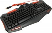 Клавиатура USB Qumo Axe LED