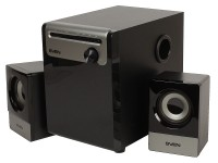 Колонки SVEN MS-110 (2x2.5Вт+SUBx5Вт / 50Гц–20кГц / 220V)