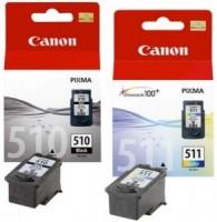 Картридж Canon PG-510 / 511Multi Pack набор из 2 картриджей