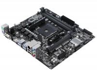 Материнская плата Asus PRIME A320M--R-SI (RTL) AM4 <A320> PCI-E DVI GbLAN SATA RAID MicroATX 2DDR4
