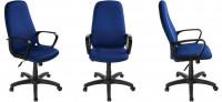 Кресло Бюрократ CH-808AXSN / TW-10 синий
