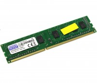 Память DDR3 4Gb <PC3-12800> Goodram <GR1600D3V64L11S / 4G> CL11