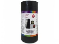 Влажные чистящие салфетки CBR CS 0030-100, 100 шт, туба