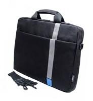 Сумка для ноутбука 15.6 PC Pet PCP-1001BL (полиэстер, черная)