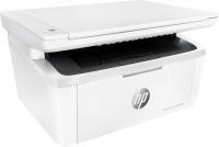 Принтер МФУ HP LJ Pro M28a (W2G55A) (A4 / 600*600dpi / 18стр / 1цв / лазерный / USB+WiFi)