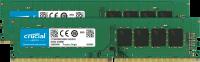 Память DDR4 8Gb <PC4-19200> Crucial <CT2K4G4DFS824A> KIT 2*4Gb CL17