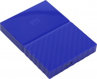 Внешний HDD 1Tb WD Blue <WDBBEX0010BBL-EEUE>  2.5 USB3.0