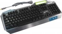 Клавиатура USB Defender Stainless GK-150DL 104КЛ+8КЛ